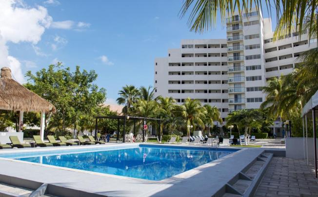 Calypso Hotel Cancun (ex. Torre Dorada Hotel Cancun)