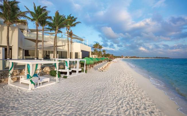 Sunscape Akumal Beach Resort & Spa (ex. Grand Oasis Tulum; Oasis Tulum; Be Live Grand Riviera Maya)