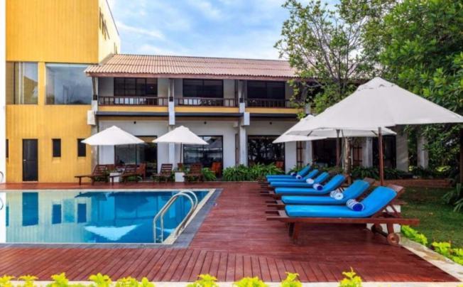 Amagi Aria - Negombo's Hidden Secret (ex. Amagi Lagoon Resort & Spa)