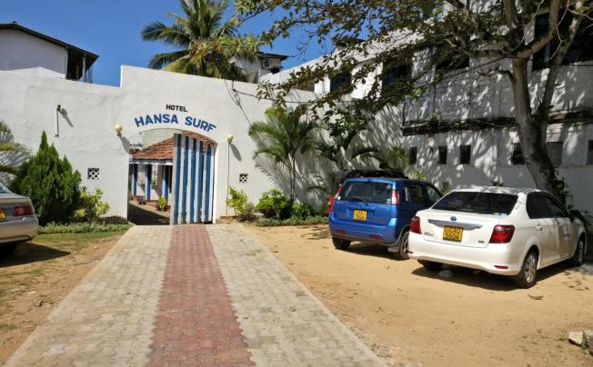Polina Beach Resort (ex. Hansa Surf Hotel)