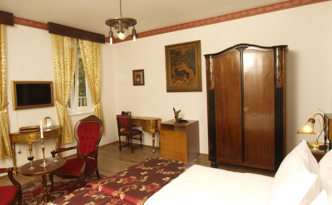 Отель Boutique Hotel Puntijar