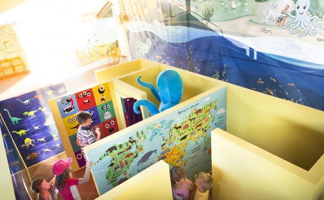 Отель Aminess Maravea Camping Resort (ex. Aminess Park Mareda Campsite)