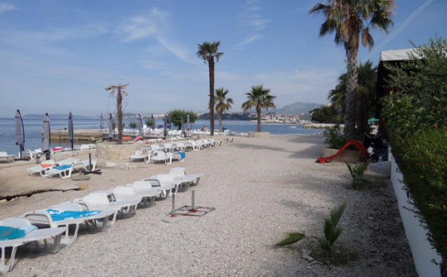 Отель Beach Hotel Split