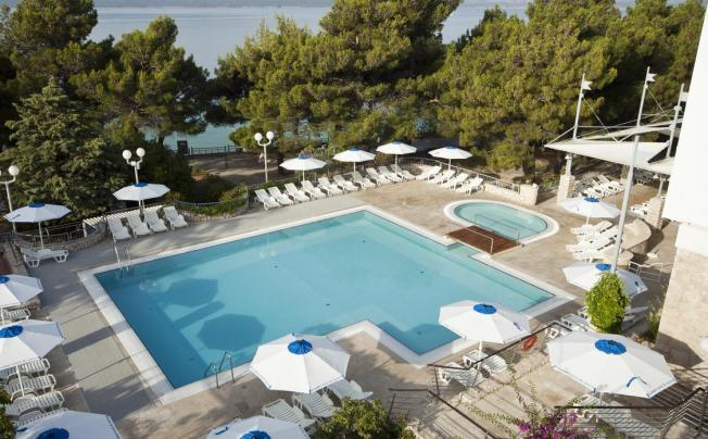 Отель Bluesun Hotel Borak