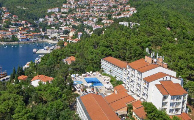 Отель Allegro Sunny Hotel By Valamar (ex. Castor Rabac)