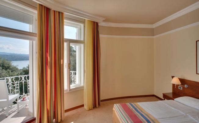 Отель Bristol Hotel Opatija