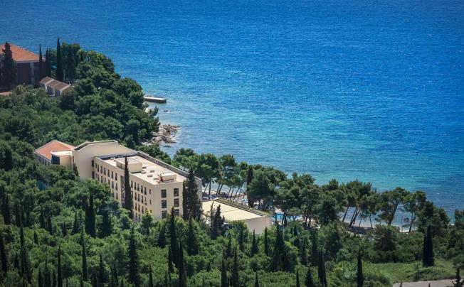 Отель Aminess Grand Azur Hotel (ex. Grand Hotel Orebic)