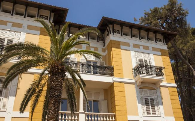 Отель Boutique Hotel Alhambra & Villa Augusta