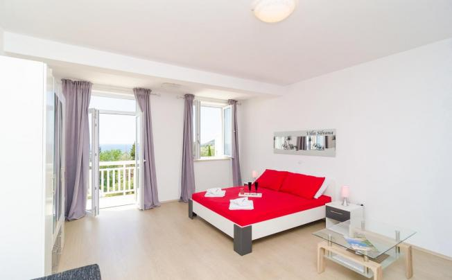 Отель Apartments Villa Silvana