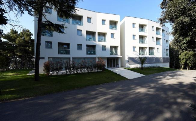 Отель Crvena Luka Hotel & Resort