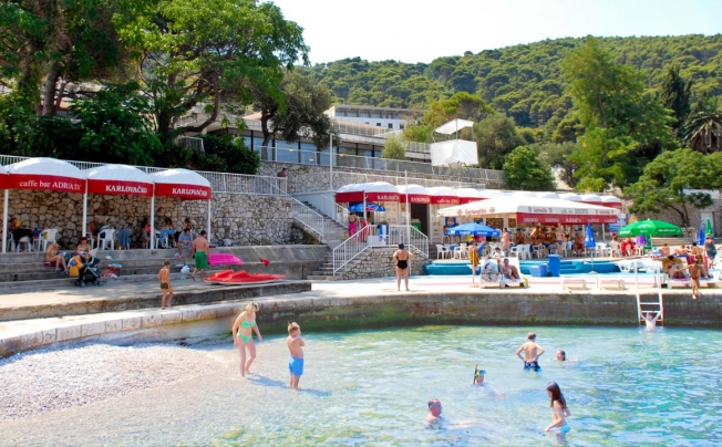 Отель Adriatica Rooms Dubrovnik