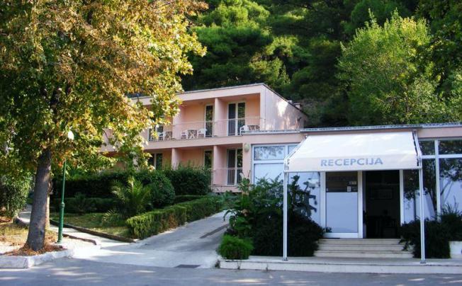 Отель Brzet Omis Hotel