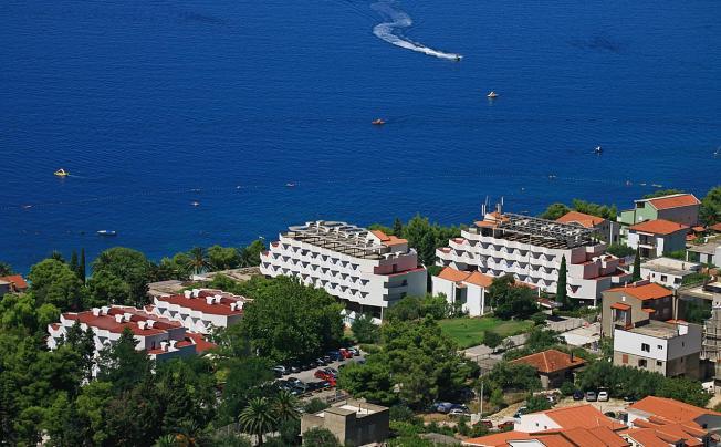 Отель Adriatiq Hotel Laguna