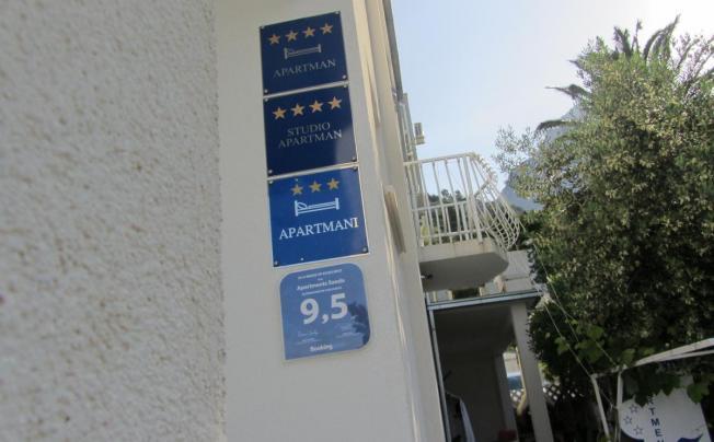 Отель Apartman Sanda