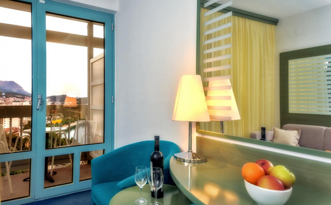 Отель Dalmacija Hotel
