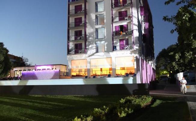 Отель Adriatic Hotel Biograd Na Moru