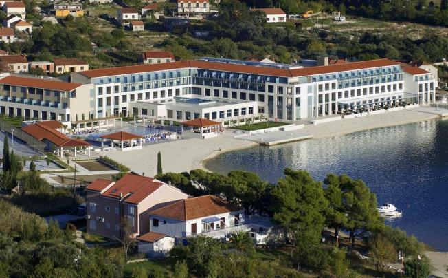 Отель Admiral Grand Hotel