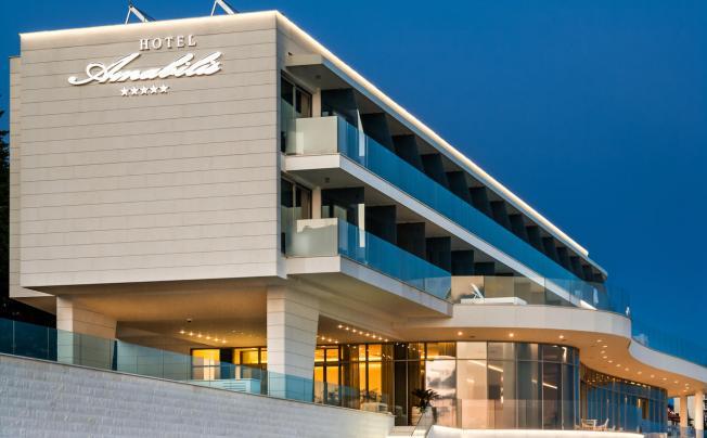 Отель Amabilis Hotel