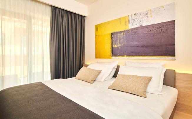 Отель Apartments Park Plava Laguna