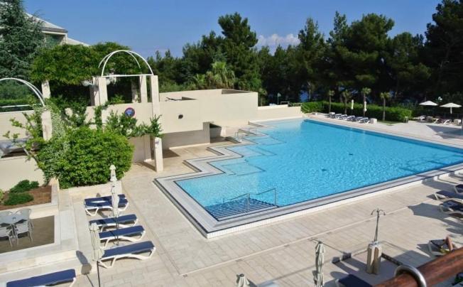 Отель Bretanide Sport & Wellness Resort