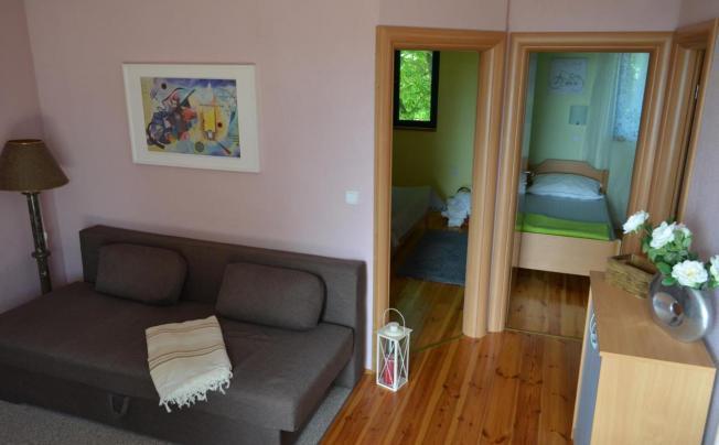 Отель Croatia Apartments Sv. Filip I Jakov