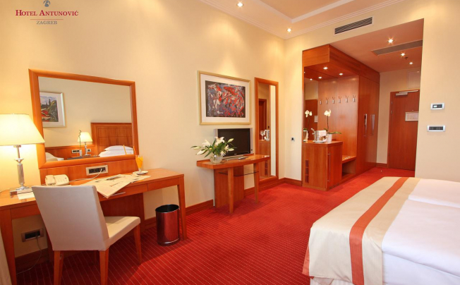 Отель Antunovic Hotel Zagreb
