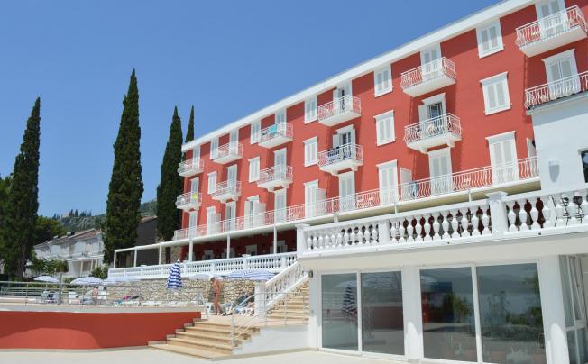 Отель Bellevue Hotel Orebic