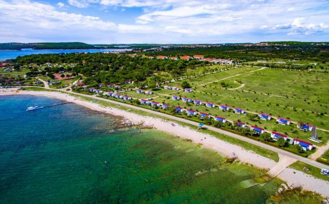 Отель Arena Camping Kazela