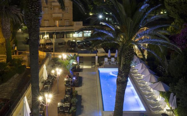 Отель Aquarius Hotel Dubrovnik