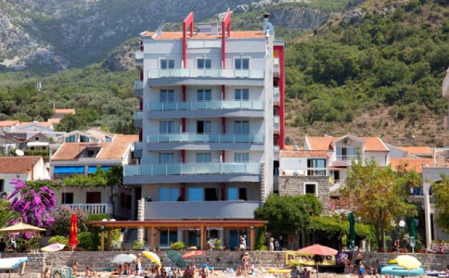 Apartments Lux Tri Ribara
