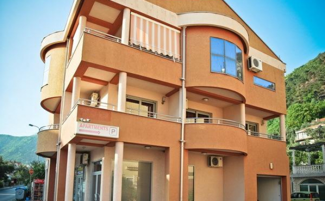 Boreta Apartments