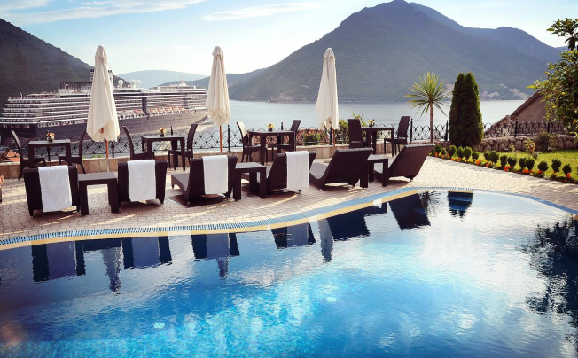 Отель Per Astra Hotel