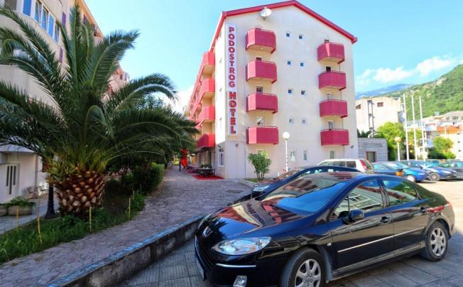 Podostrog Hotel