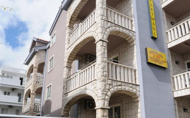 Villa Tomy Apartments