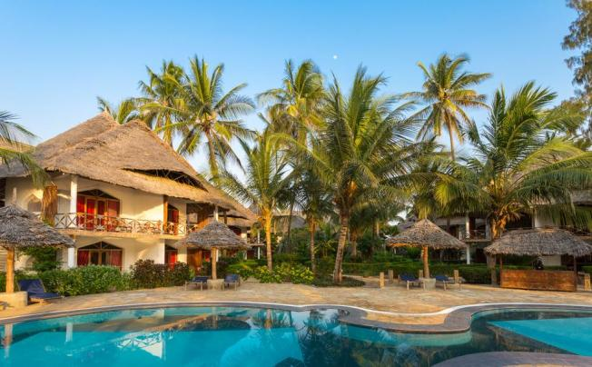 Ahg Waridi Beach Resort & Spa