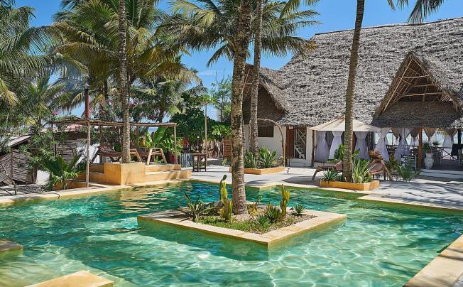 Sahari Zanzibar Beach Hotel Resort