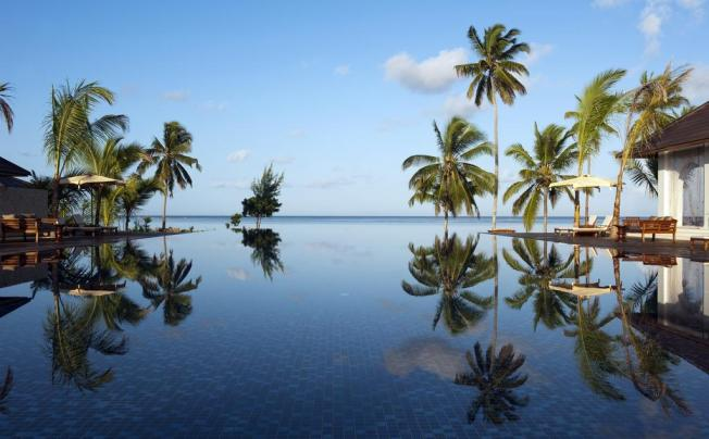Отель The Residence Zanzibar