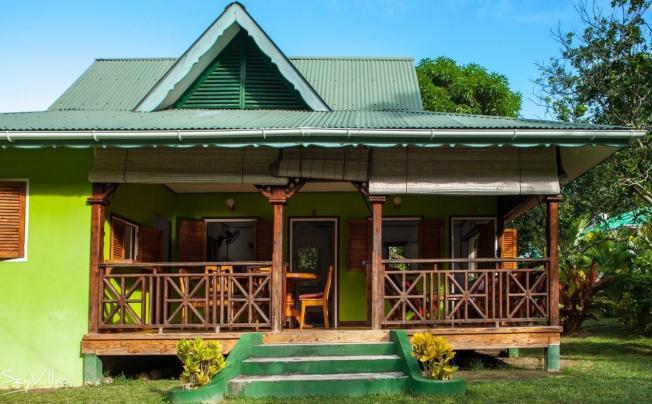 Bois Damour Guesthouse