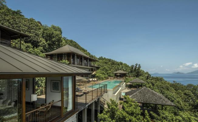 Отель Four Seasons Resort Seychelles