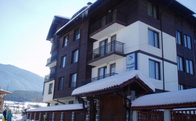 Отель Mountain Romance Apartments & Spa