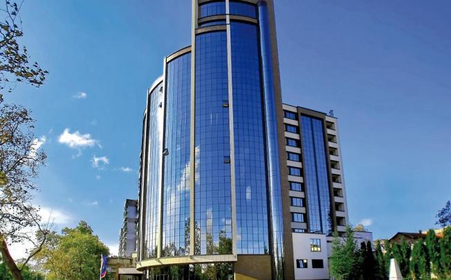 Rosslyn Dimyat Hotel Varna (ex. Swiss-belhotel Varna; Grand Hotel Dimyat)