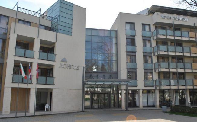 Отель Longoz Kamchya