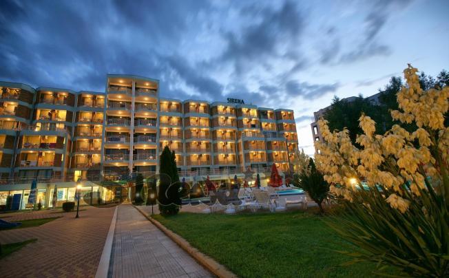 Sirena Hotel Sunny Beach