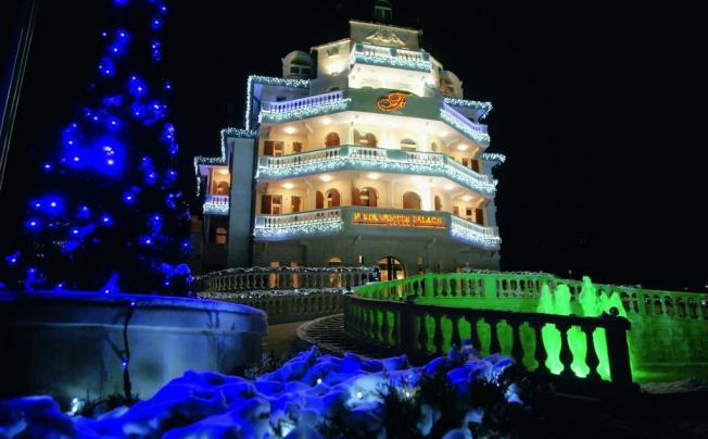 Отель Festa Winter Palace Hotel & Spa