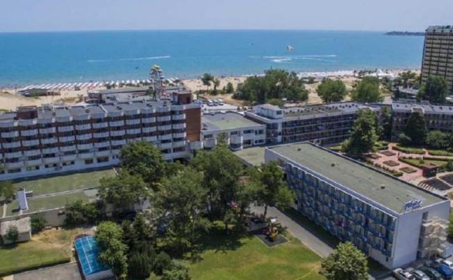 Отель Pliska Hotel Sunny Beach