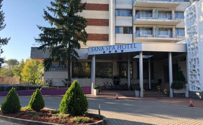 Отель Sana Spa Hotel