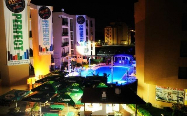 Отель Sea Grace Aparthotel