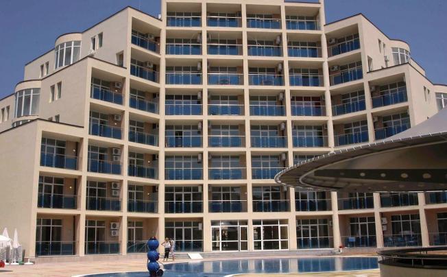 Отель Semiramida Gardens Apart