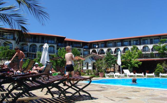 Отель Monastery Complex I-ii