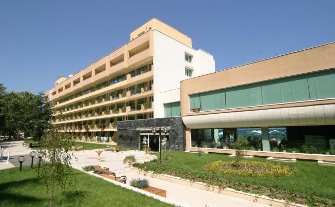 Отель Marina Hotel Sunny Day